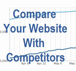 compare website traffic