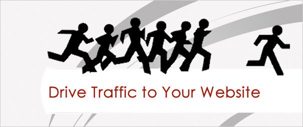 Driving Traffic to Web Site