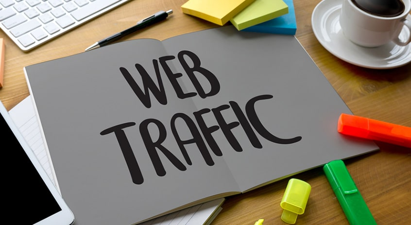 buy organic website traffic