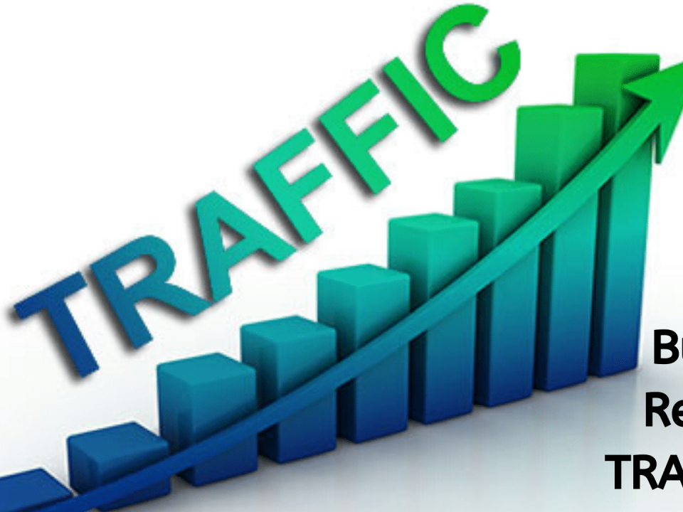 buy real traffic