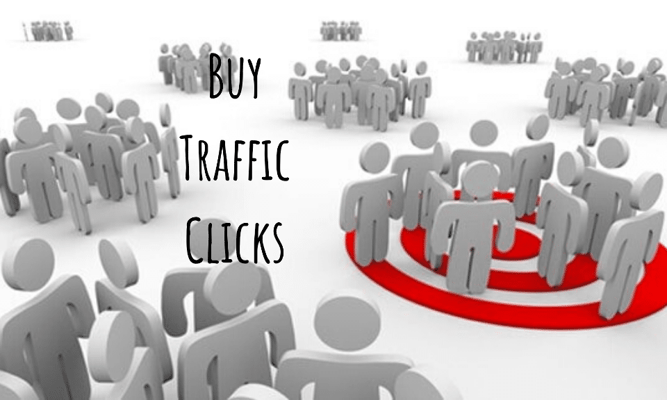 buy traffic clicks