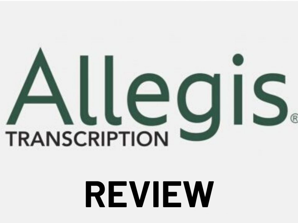 Allegis Transcription review