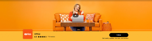 how do you apply work at VIPKid
