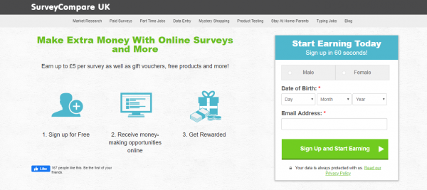 join survey compare
