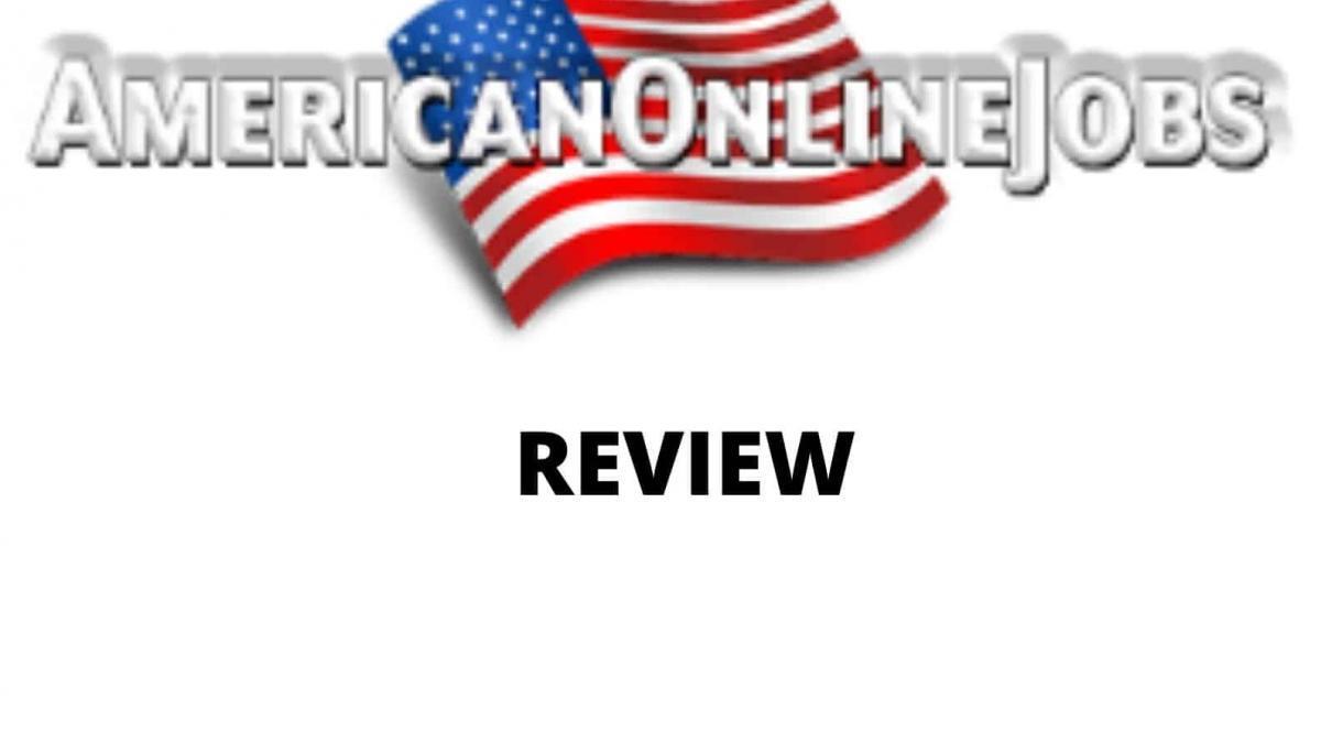 american online jobs